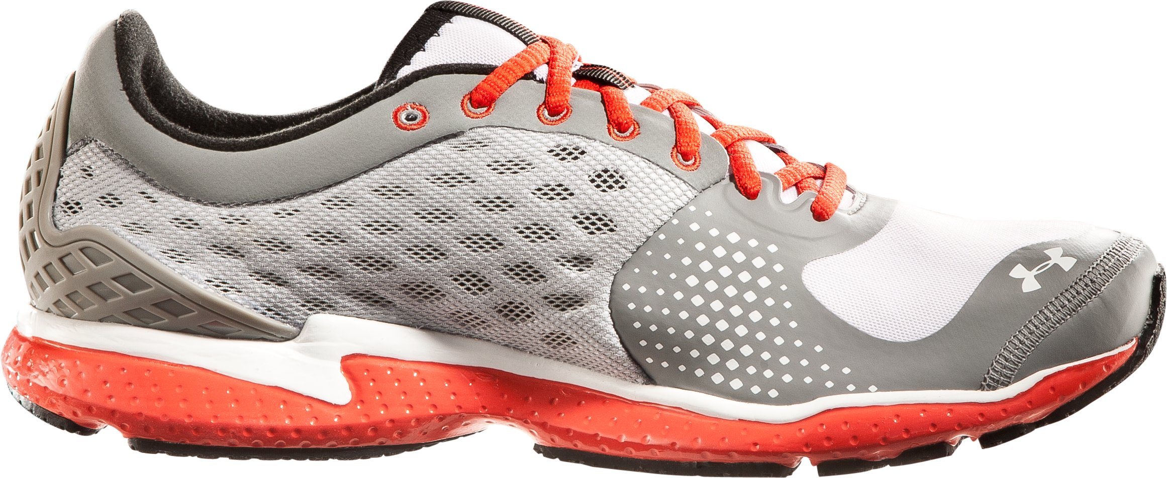 Men's UA Micro G® Running Shoes, Steel, zoomed image