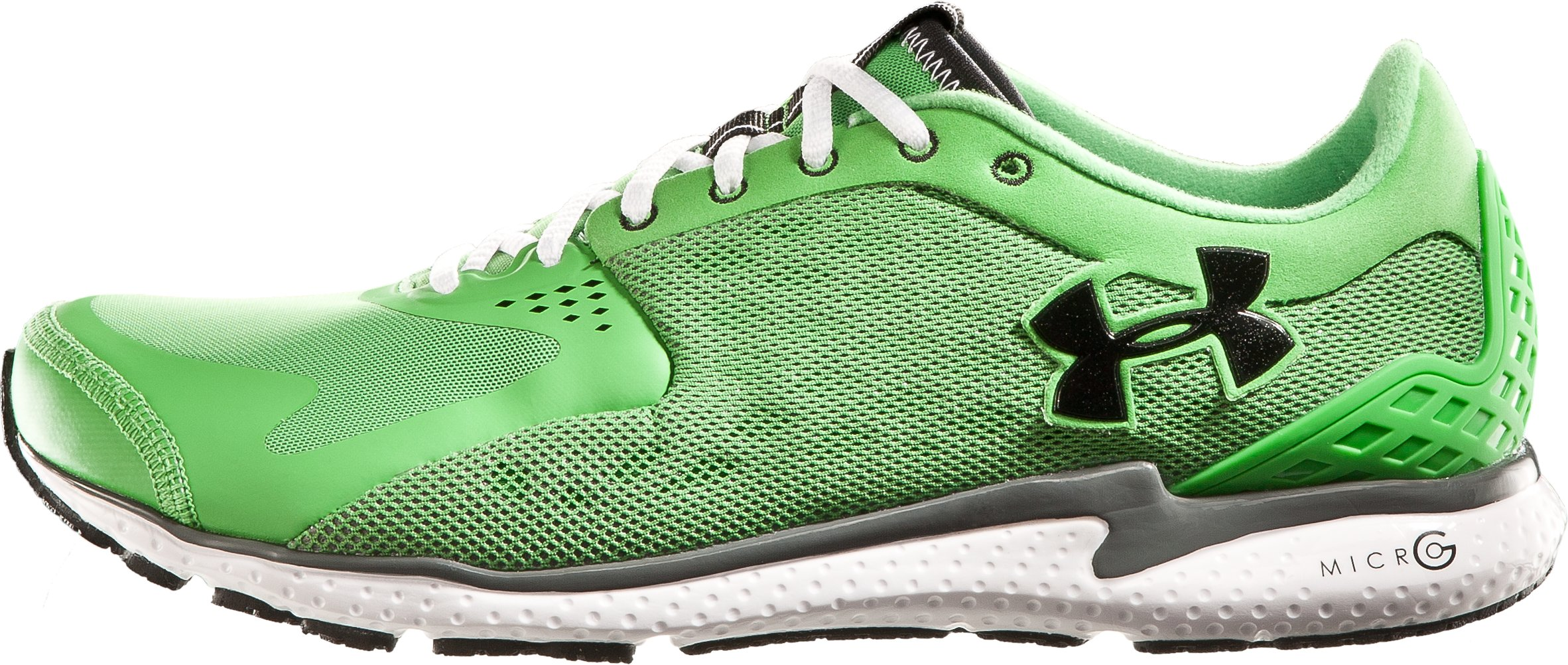 Men's UA Micro G® Running Shoes, Tree Frog