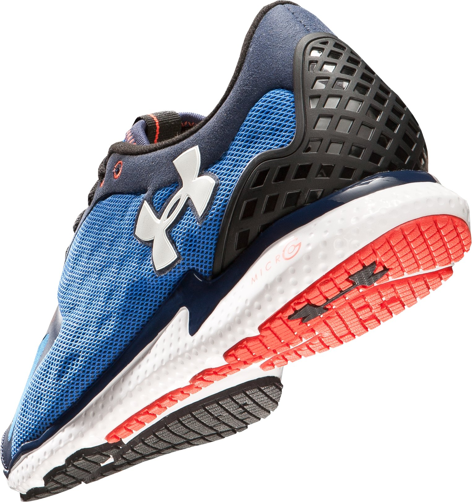 Men's UA Micro G® Running Shoes, Midnight Navy,