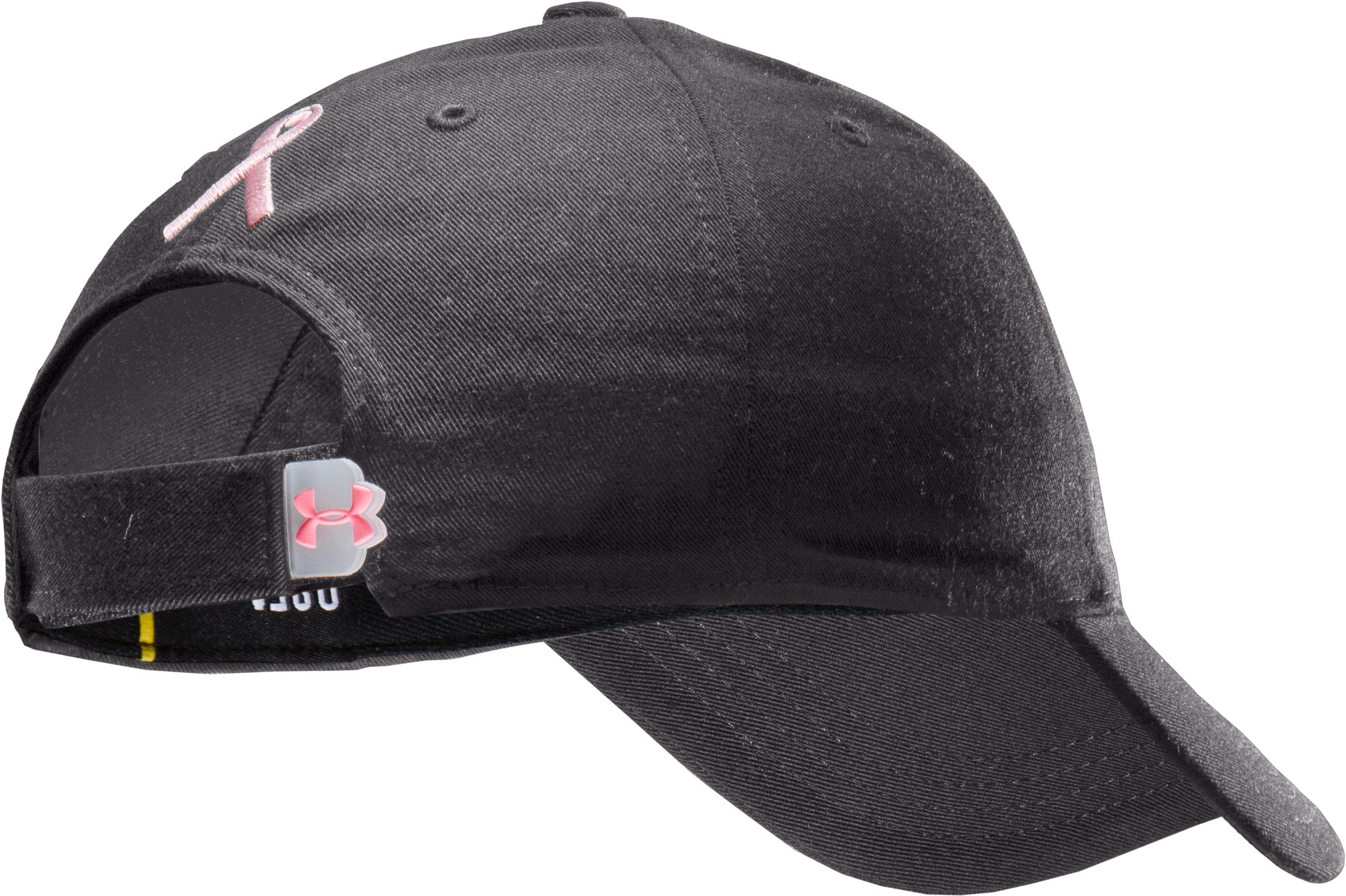 Women's UA Hope PIP® Adjustable Cap, Charcoal