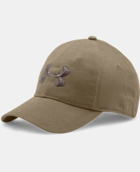 Men's UA Classic Stretch Fit Cap  1 Color $22.99