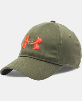 Men's UA Classic Stretch Fit Cap  1 Color $17.99 to $29.99