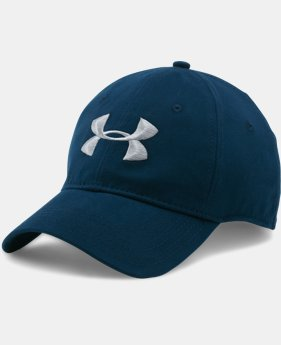New Arrival  Men's UA Classic Stretch Fit Cap LIMITED TIME: FREE SHIPPING 1 Color $29.99