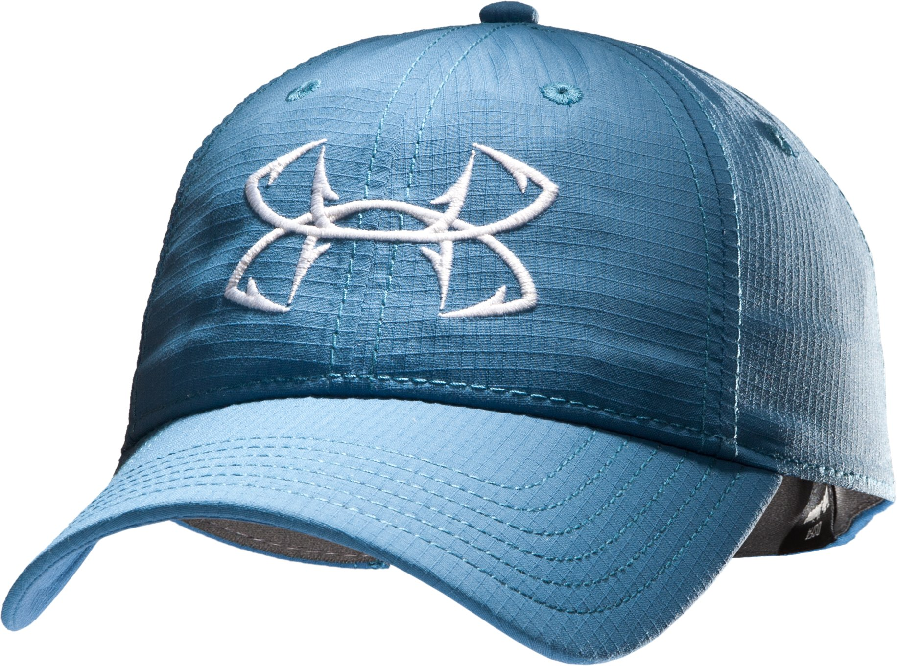Men's UA Ripstop Fish Hook Cap, Acadia, undefined
