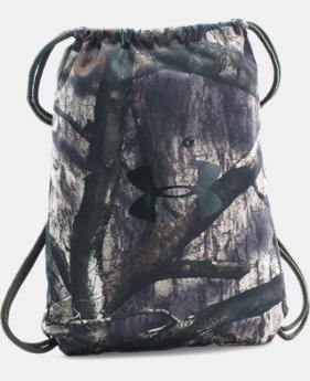 UA Camo Sackpack LIMITED TIME: FREE U.S. SHIPPING  $17.24