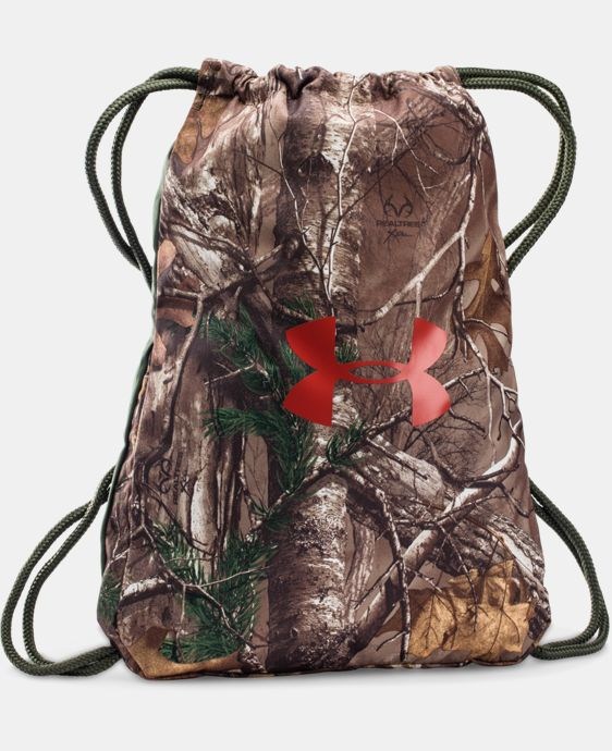 UA Camo Sackpack  1 Color $24.99