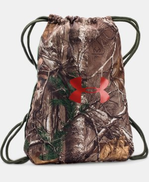 UA Camo Sackpack LIMITED TIME: FREE U.S. SHIPPING 2 Colors $17.24