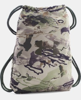 UA Camo Sackpack LIMITED TIME: FREE SHIPPING 1 Color $26.99