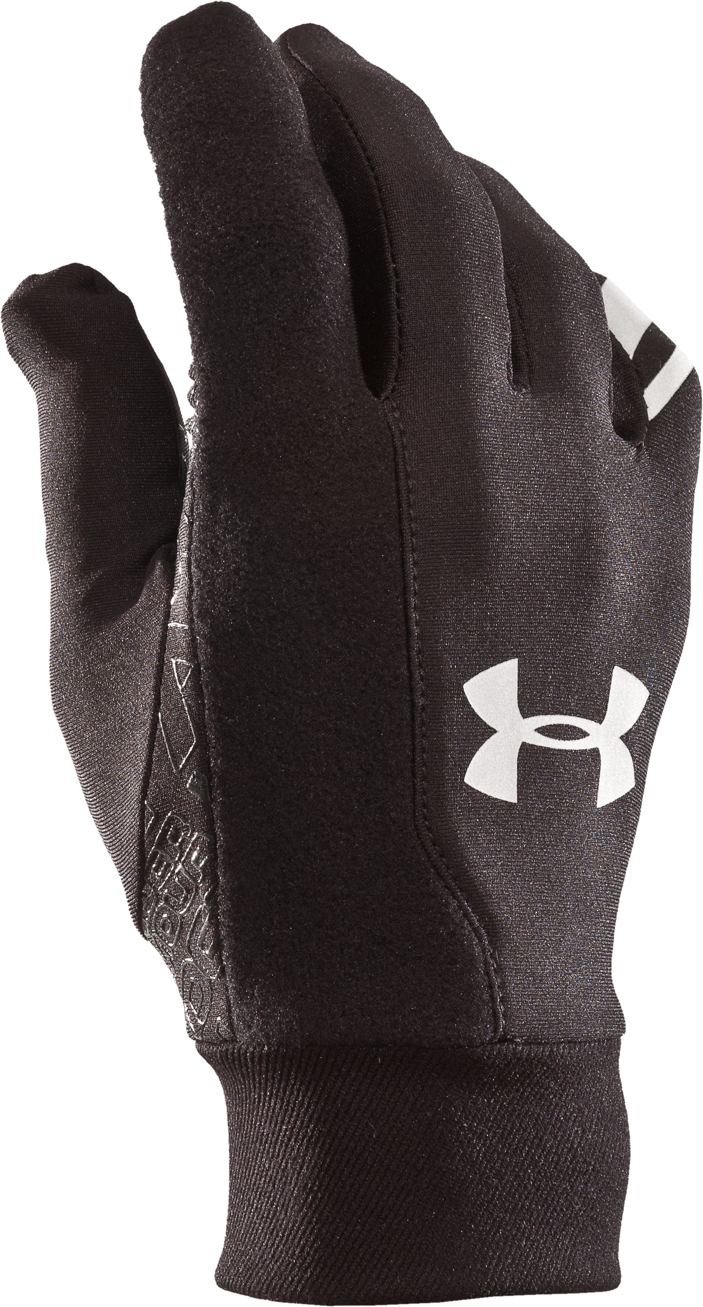 ColdGear® Liner Gloves, Black , zoomed image