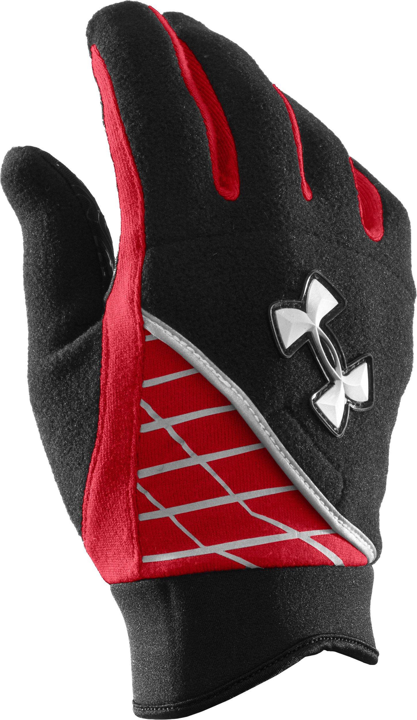UA Fleece Glove, Black