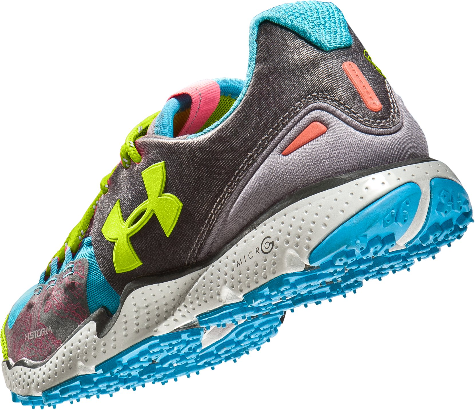 Women's UA Charge RC Storm Running Shoe, Capri