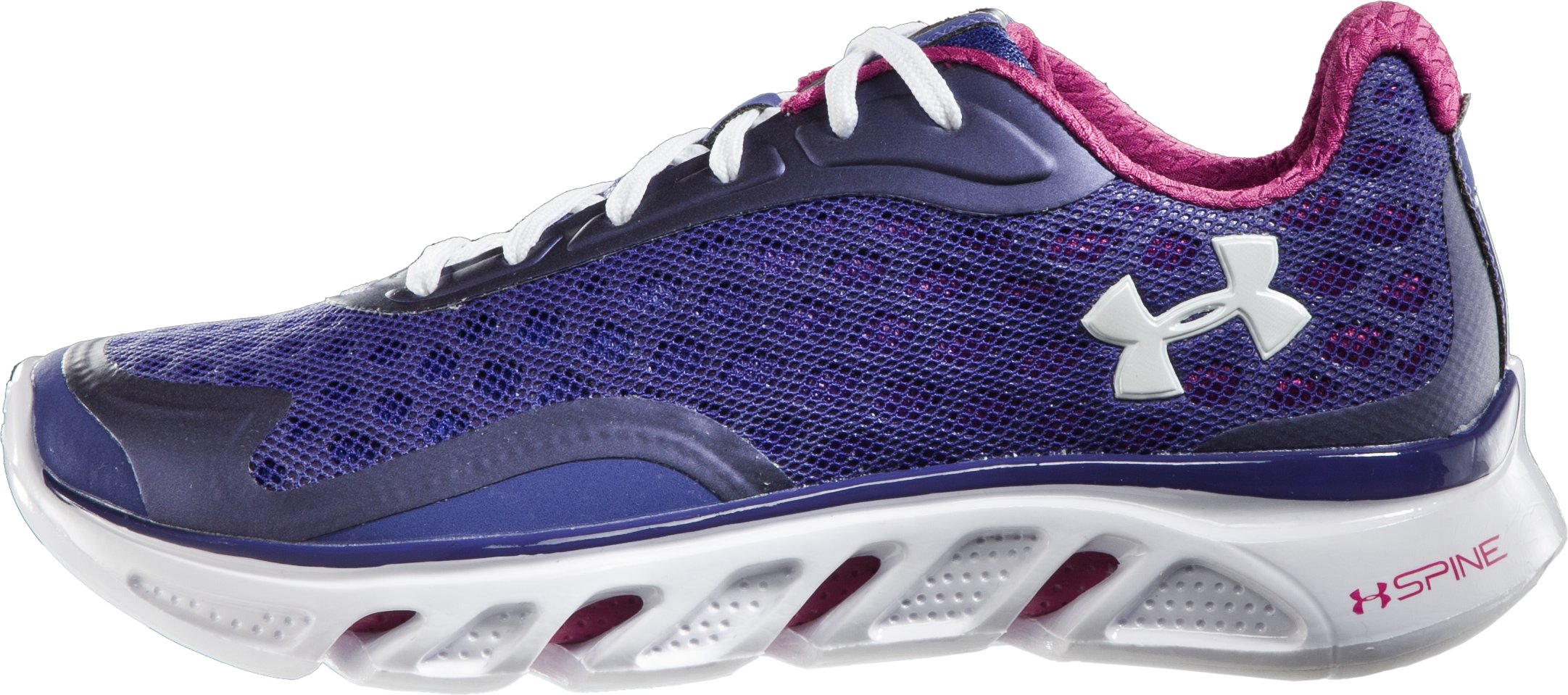 Women's UA Spine RPM Running Shoes, Pluto, zoomed image