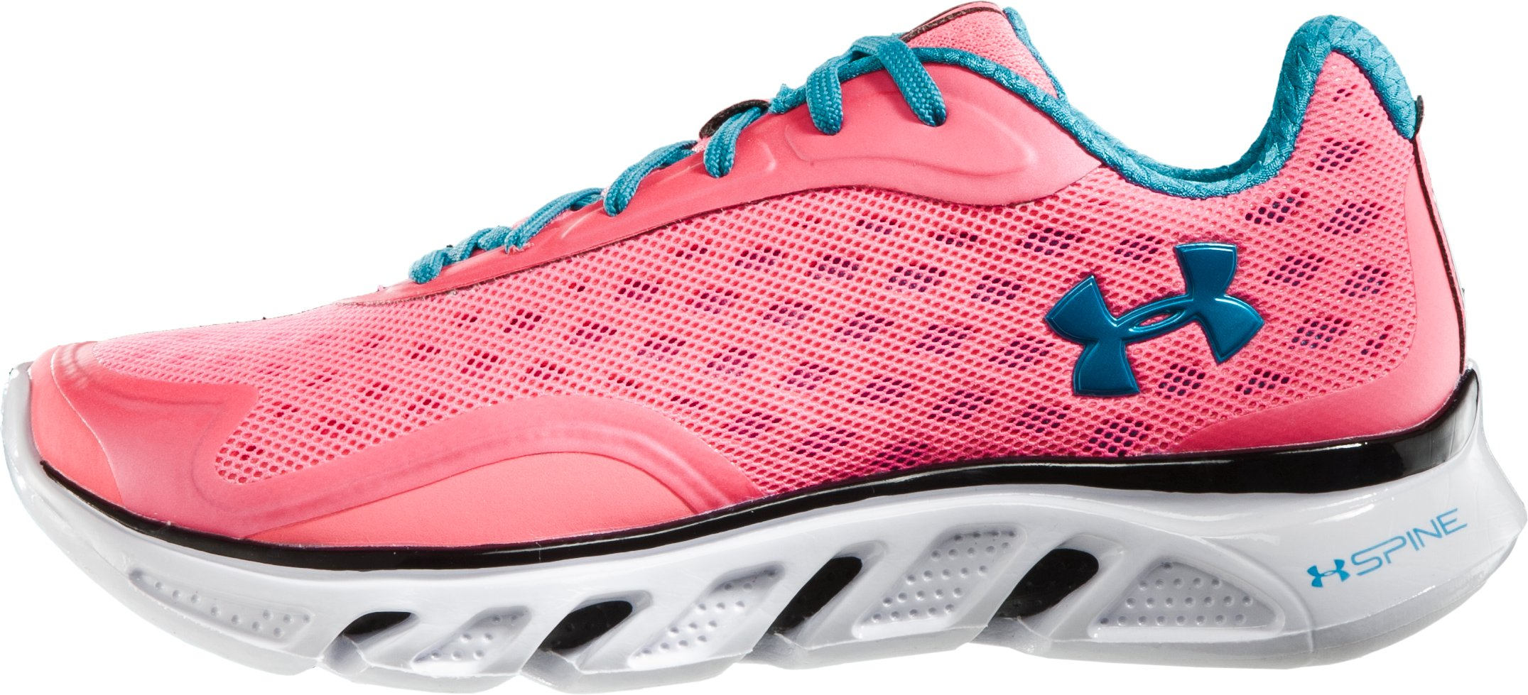 Women's UA Spine RPM Running Shoes, Neo Pulse, zoomed image