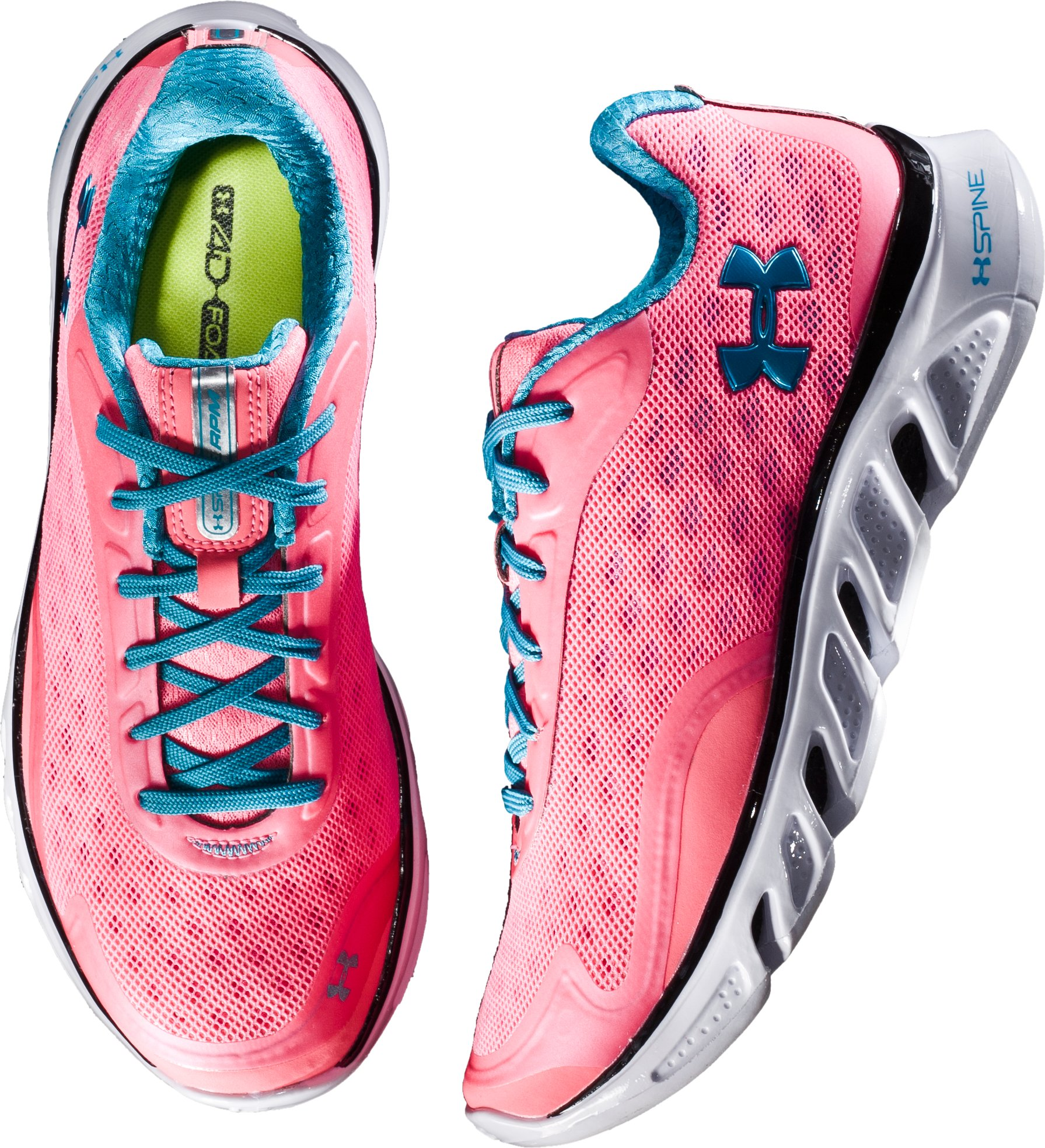 Women's UA Spine RPM Running Shoes, Neo Pulse,