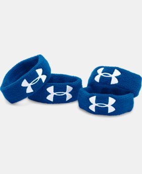 "UA 1"" Performance Wristband 4-Pack   $12.99"