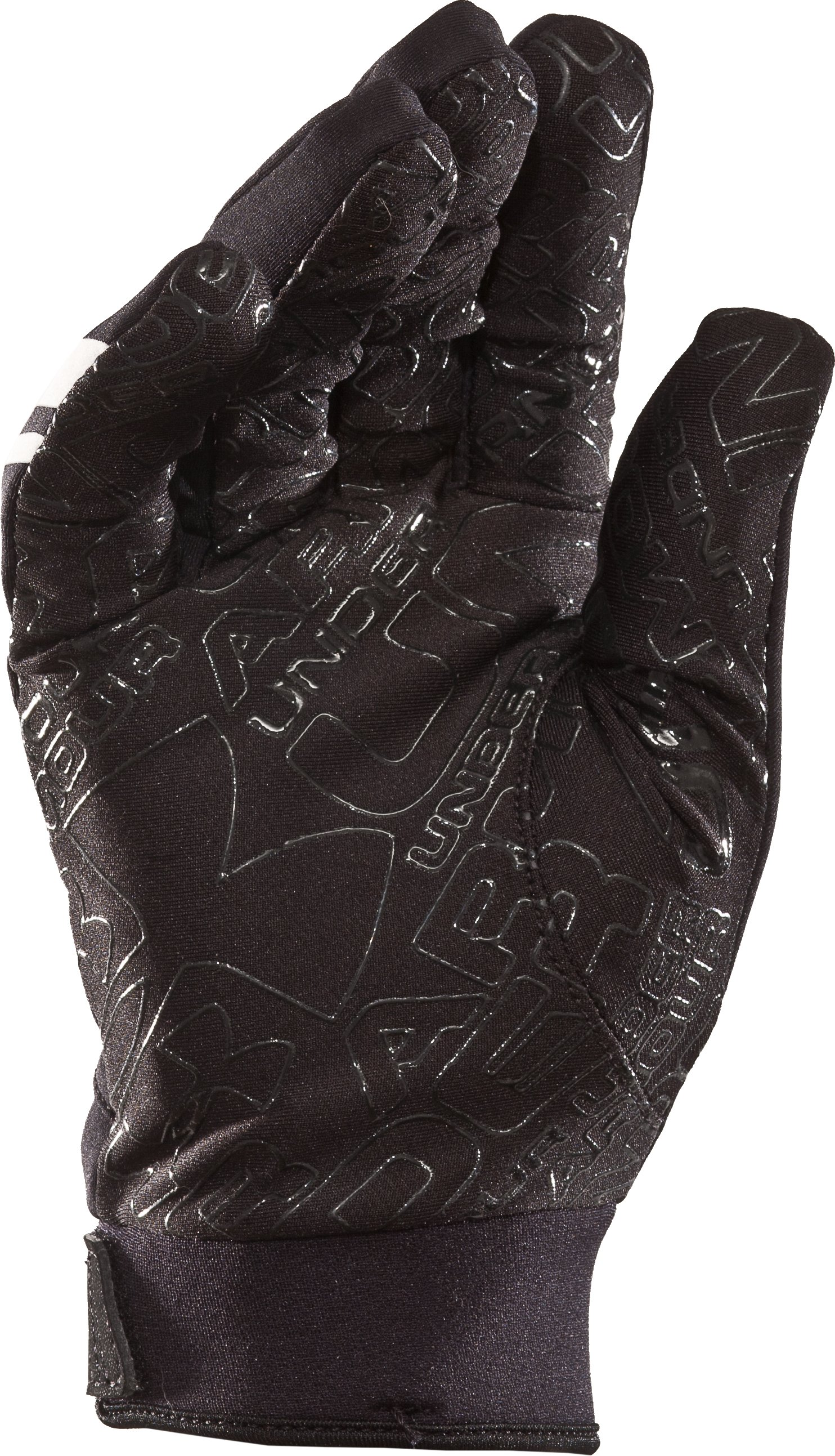 UA Run Storm Gloves, Black