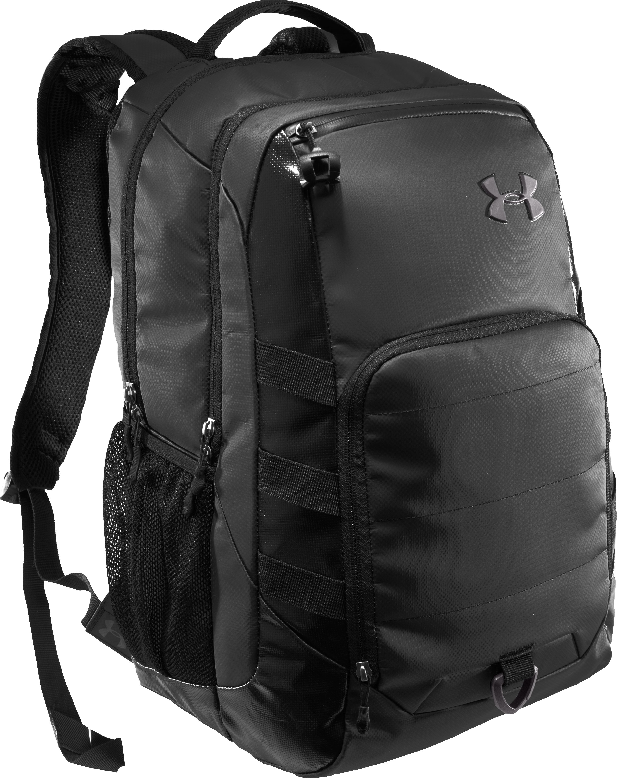 UA Renegade Storm Backpack, Black