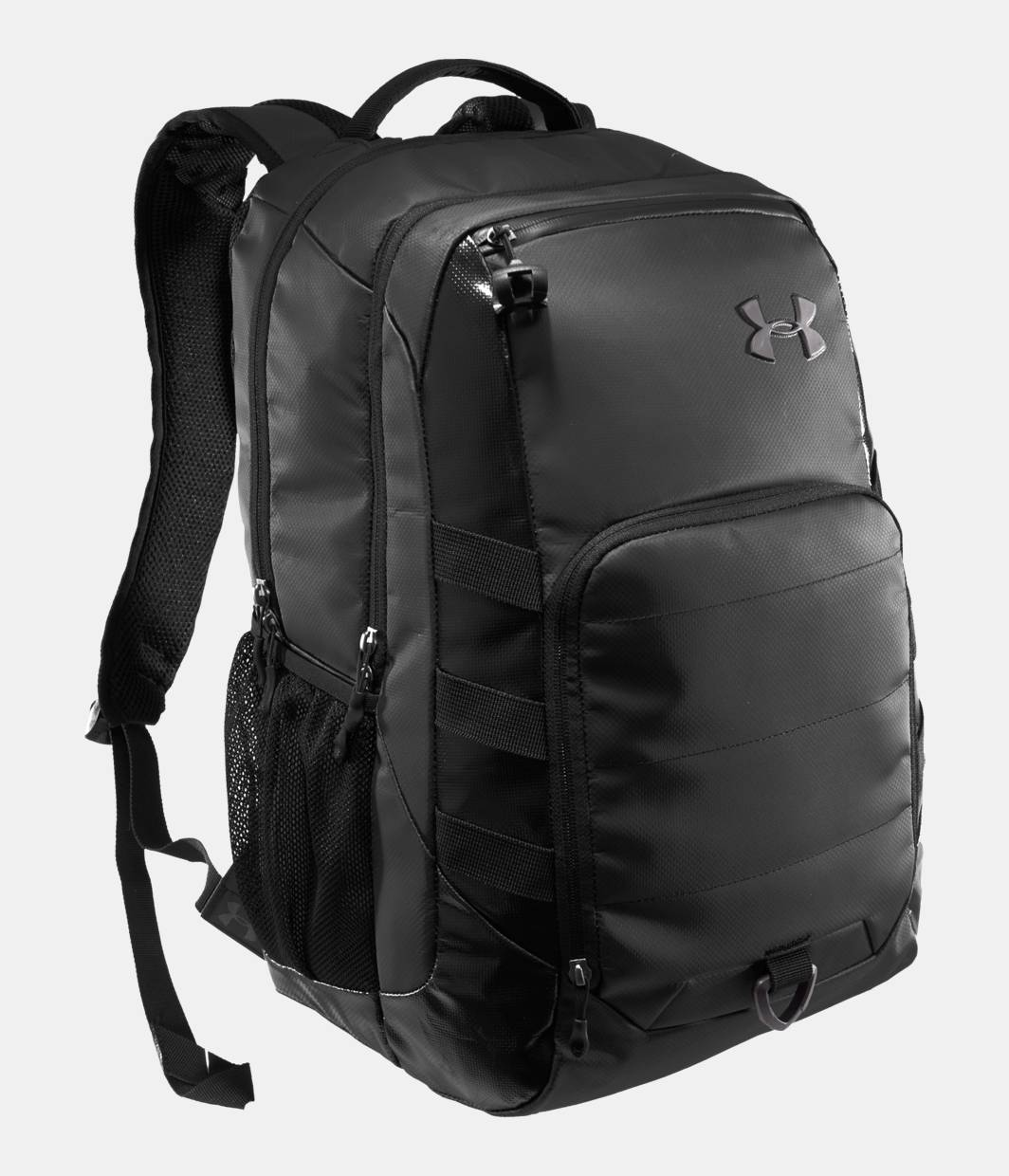 Under Armour Mesh Backpack Black- Fenix Toulouse Handball b084525298504