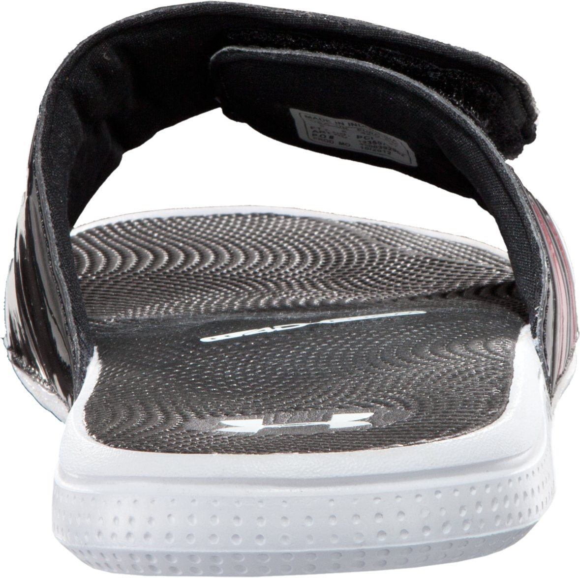 Men's Micro G® RI Slides, White, undefined