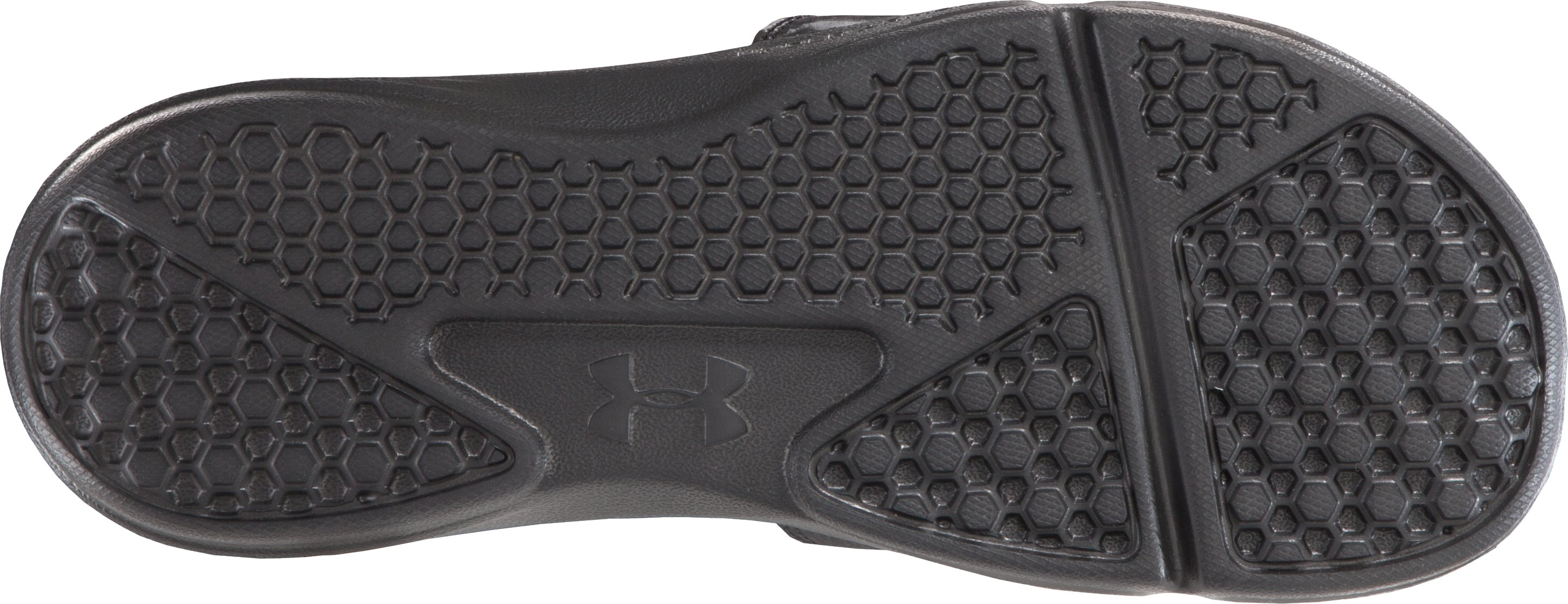 Men's UA Ignite III Slides, Black ,