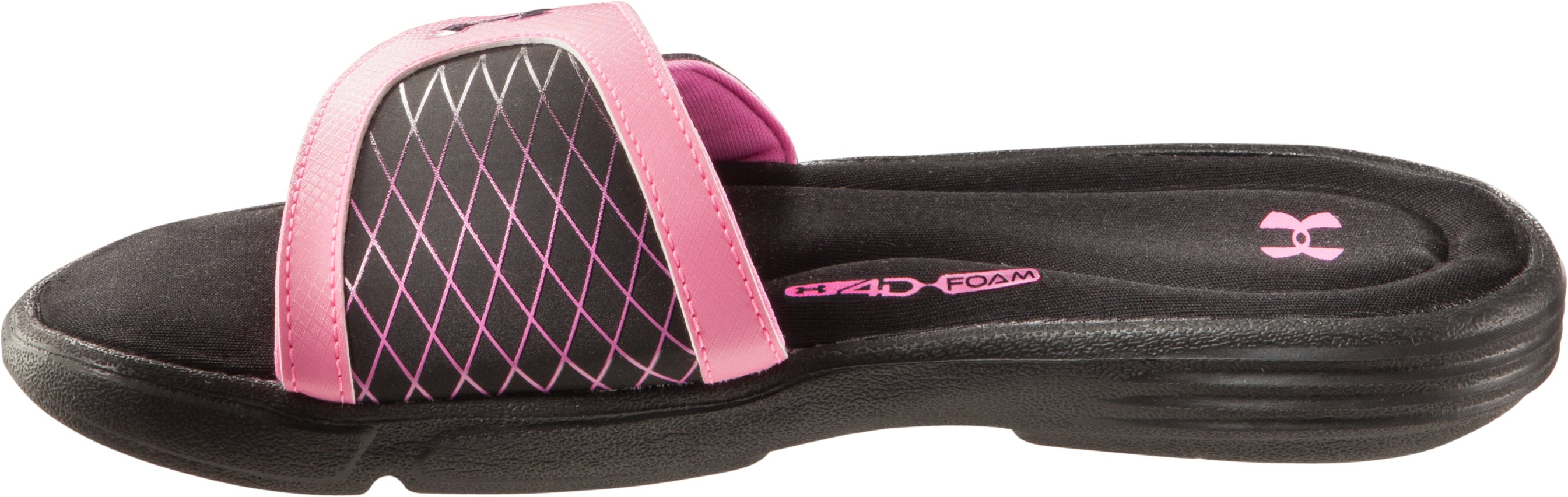 Women's Ignite V Slide, Black