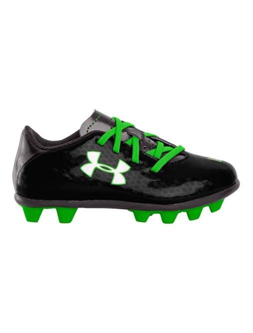 113910e3f Kids  Under Armour® Alter Ego Highlight RM Cleats