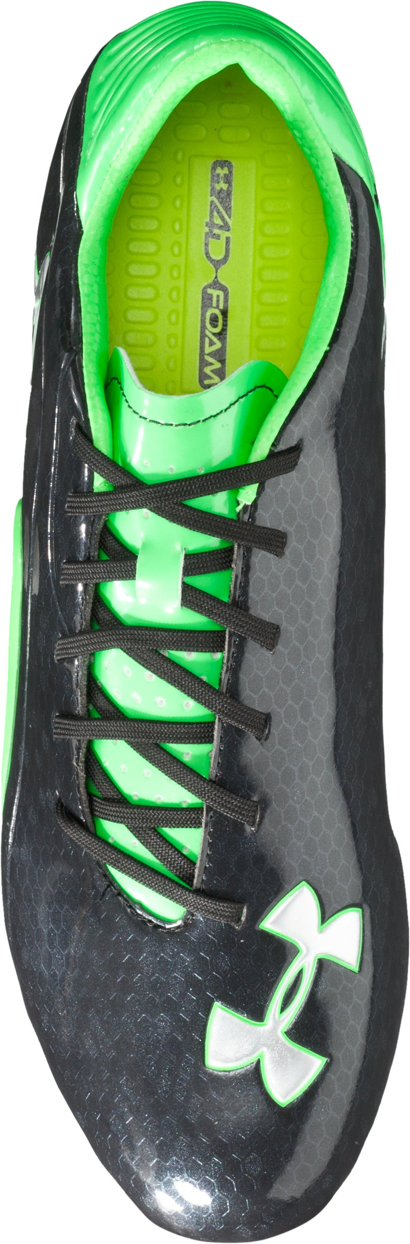 Men's UA Blur III FG Soccer Cleats, Black