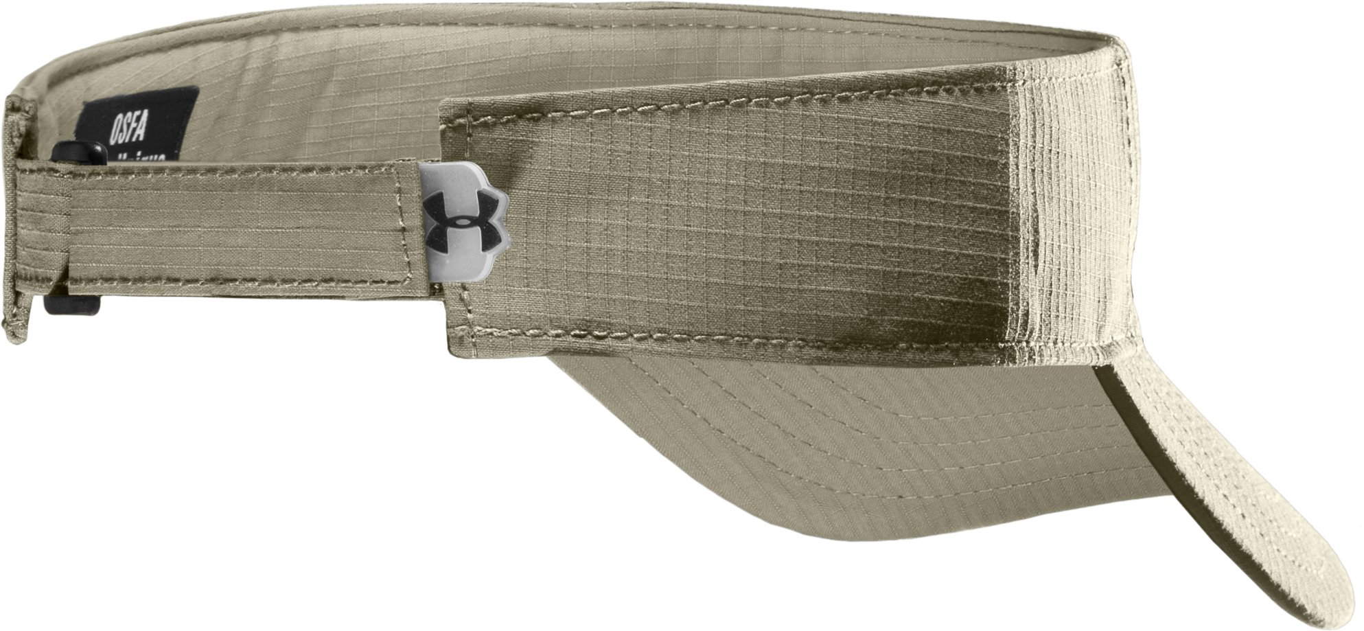 Women's UA Fish Hook Visor, Desert Sand