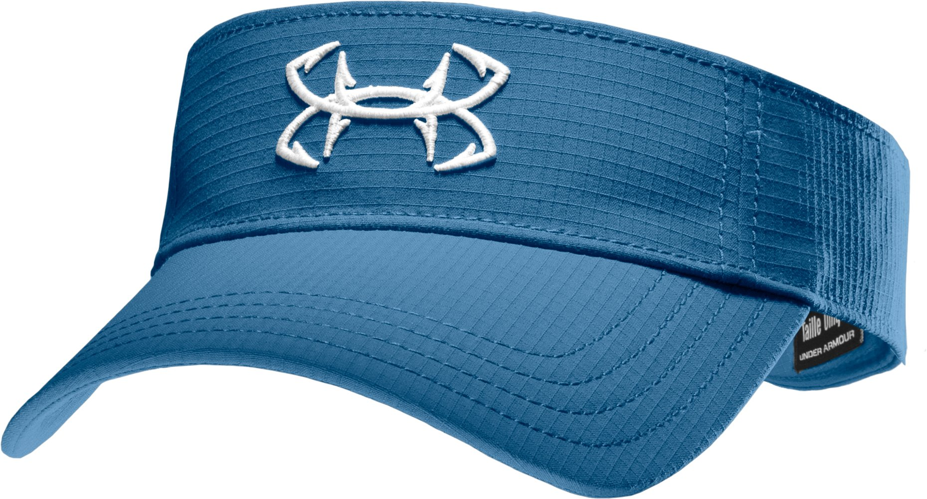 Women's UA Fish Hook Visor, Acadia, zoomed image