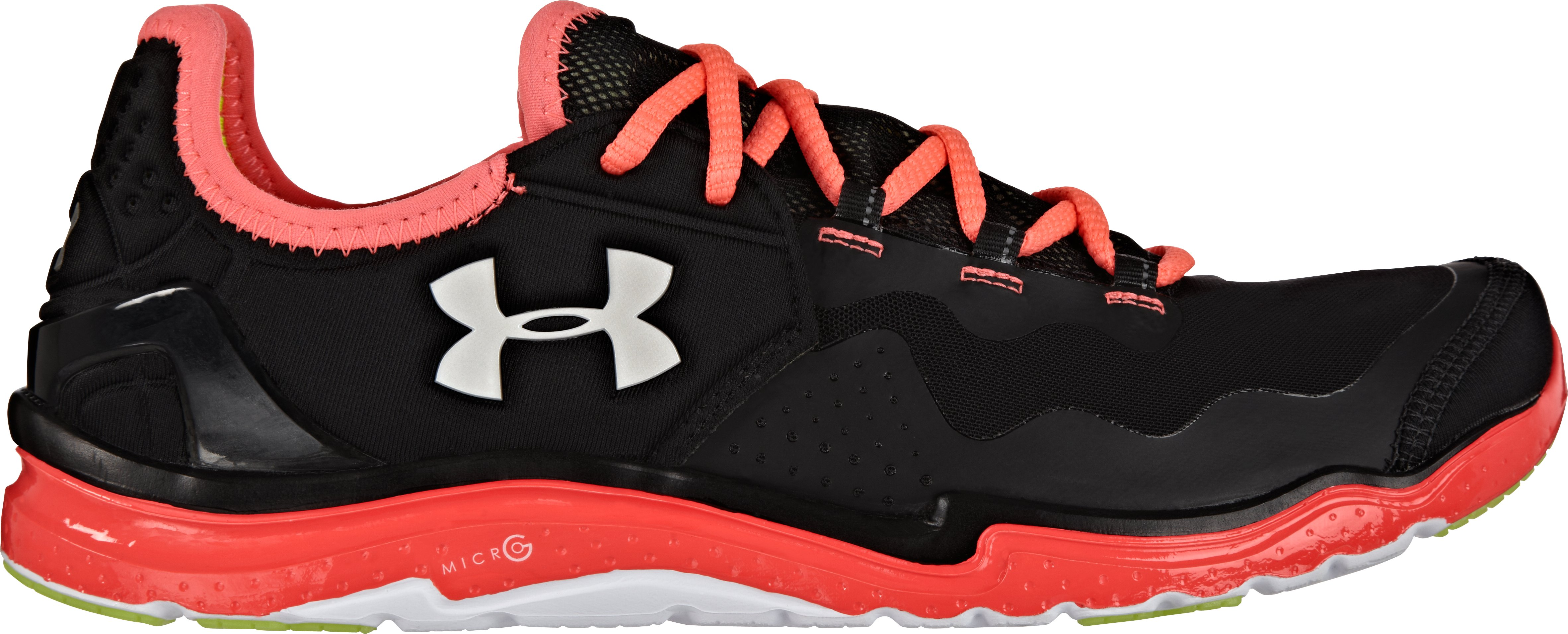 Men's UA Charge RC 2 Running Shoes, Black , zoomed image