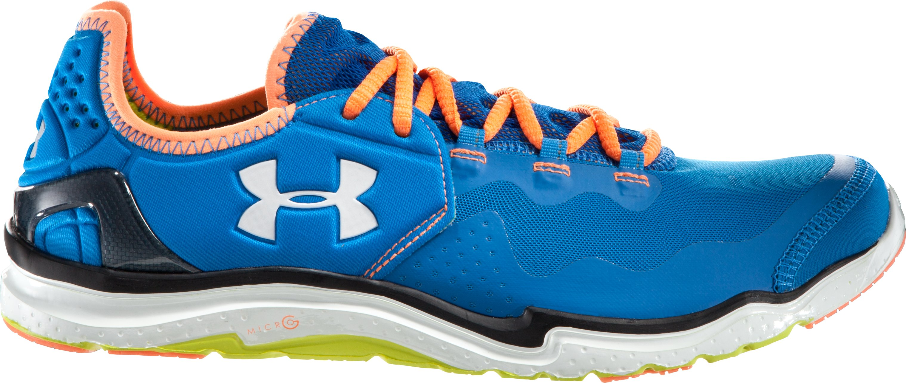Men's UA Charge RC 2 Running Shoes, SNORKEL