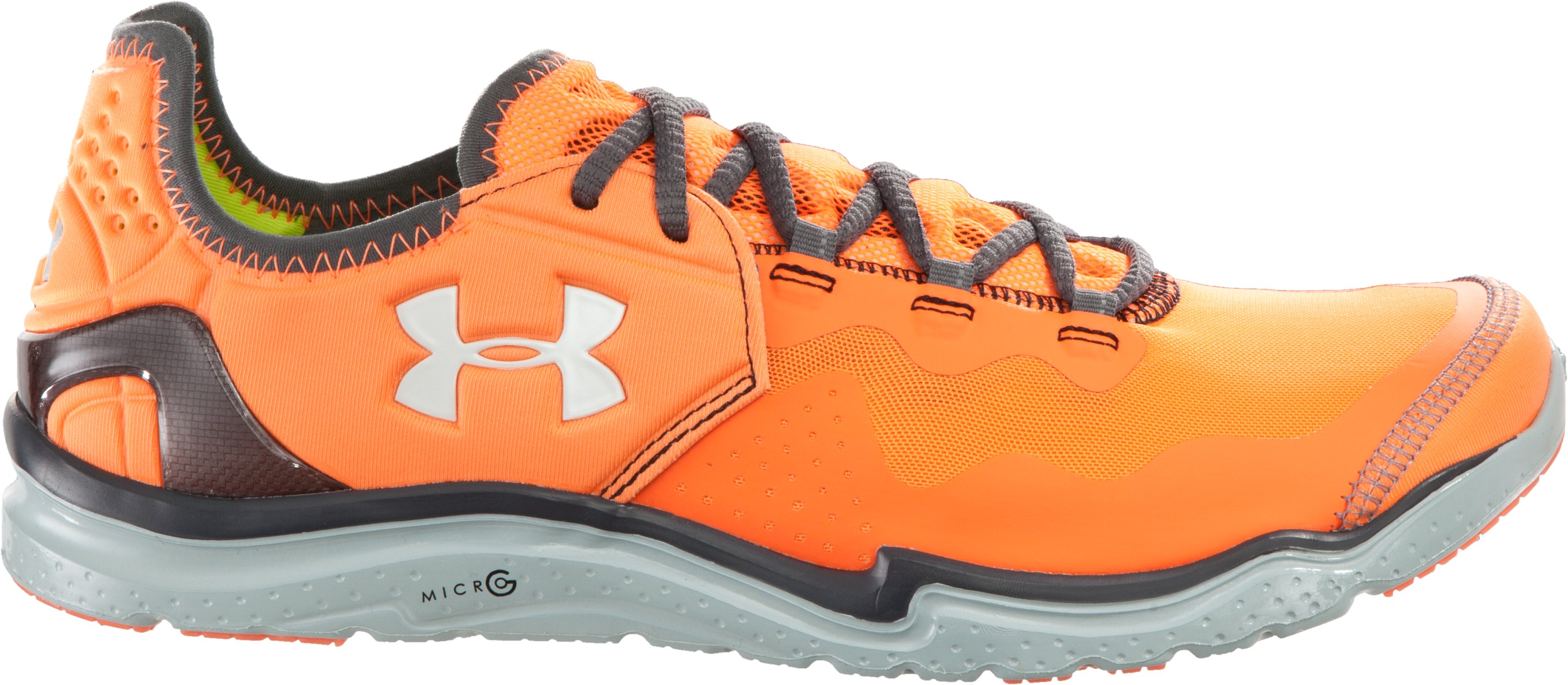 Men's UA Charge RC 2 Running Shoes, Blaze Orange