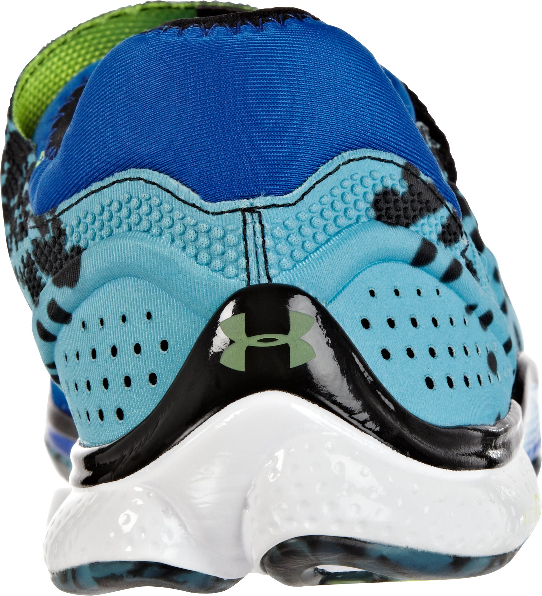 Men's UA Micro G® Toxic Six Running Shoes, Moon Shadow