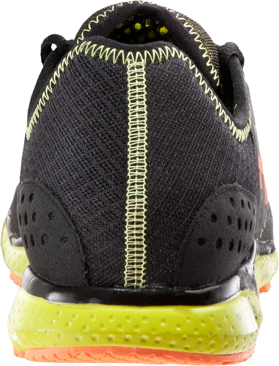 Men's UA Micro G® Mantis Running Shoes, Black ,