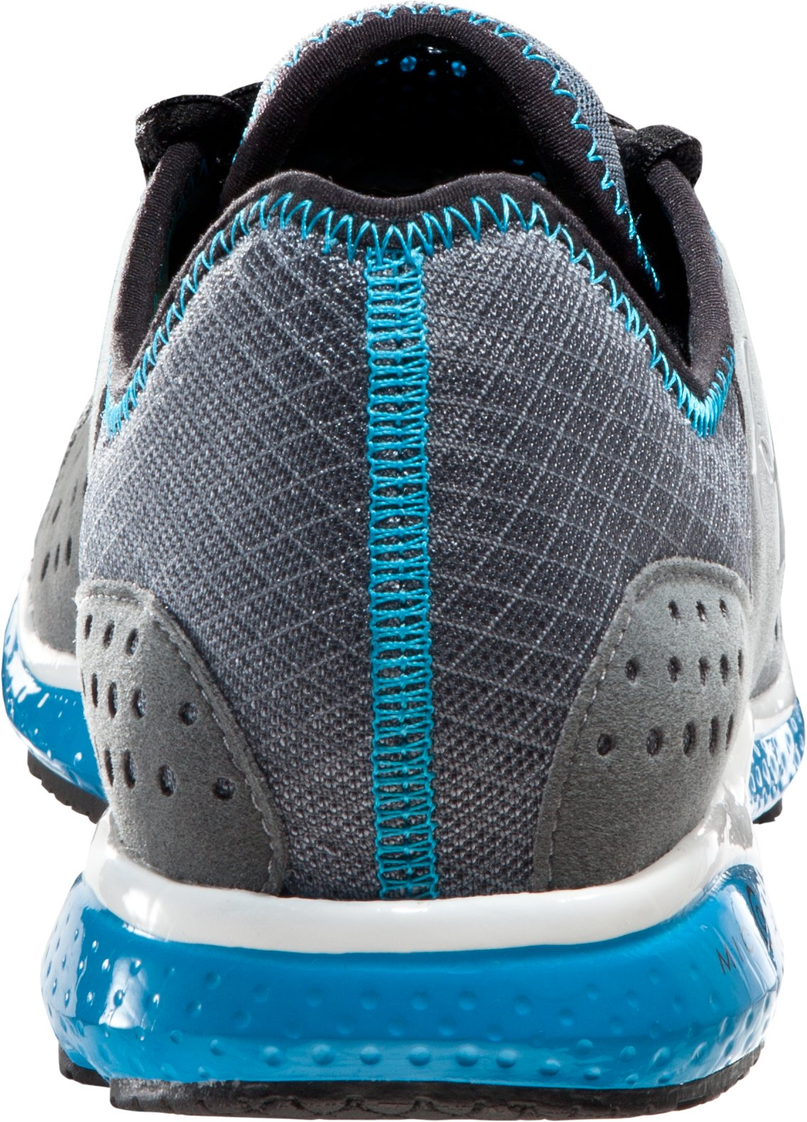 Men's UA Micro G® Mantis Running Shoes, Charcoal