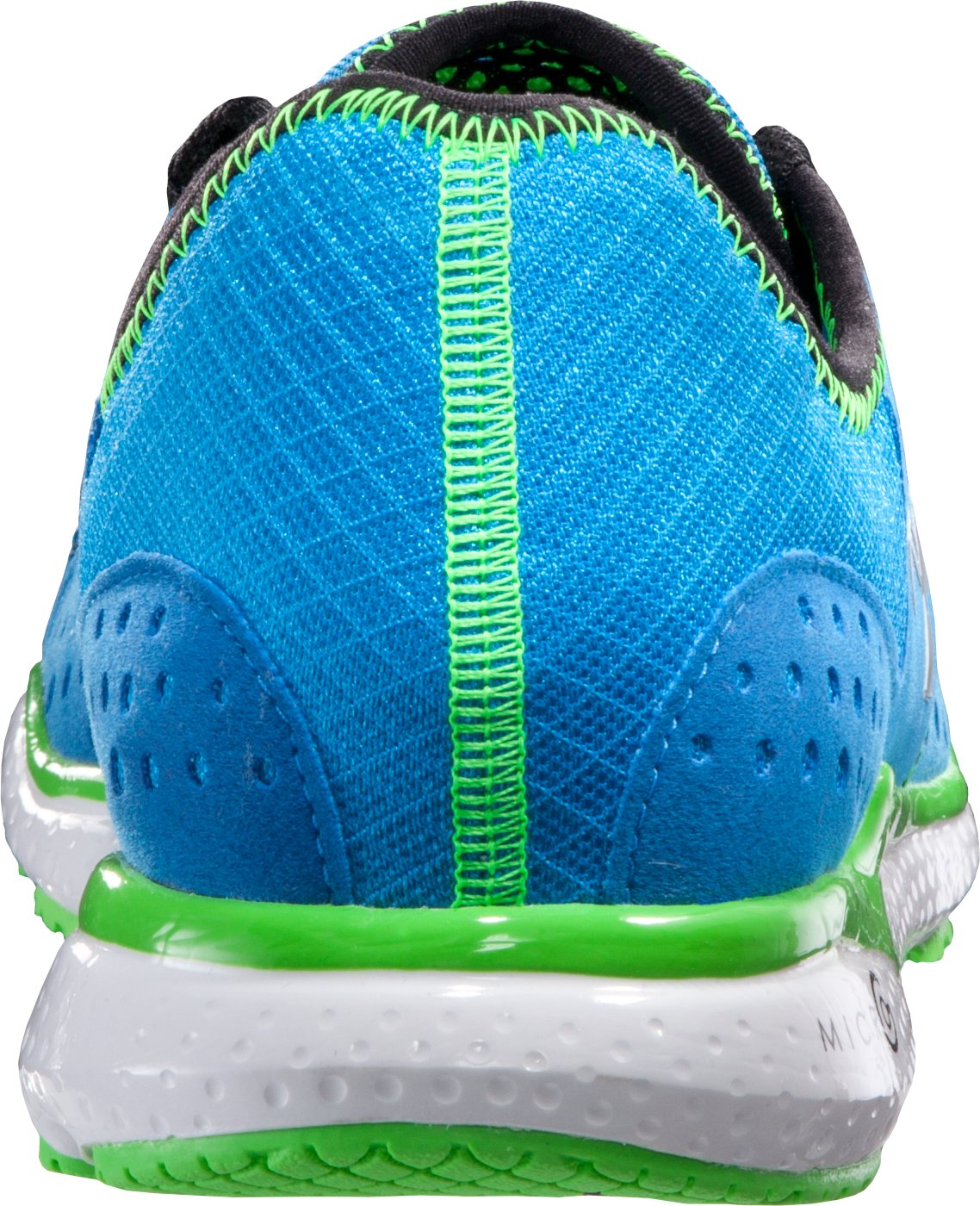Men's UA Micro G® Mantis Running Shoes, SNORKEL