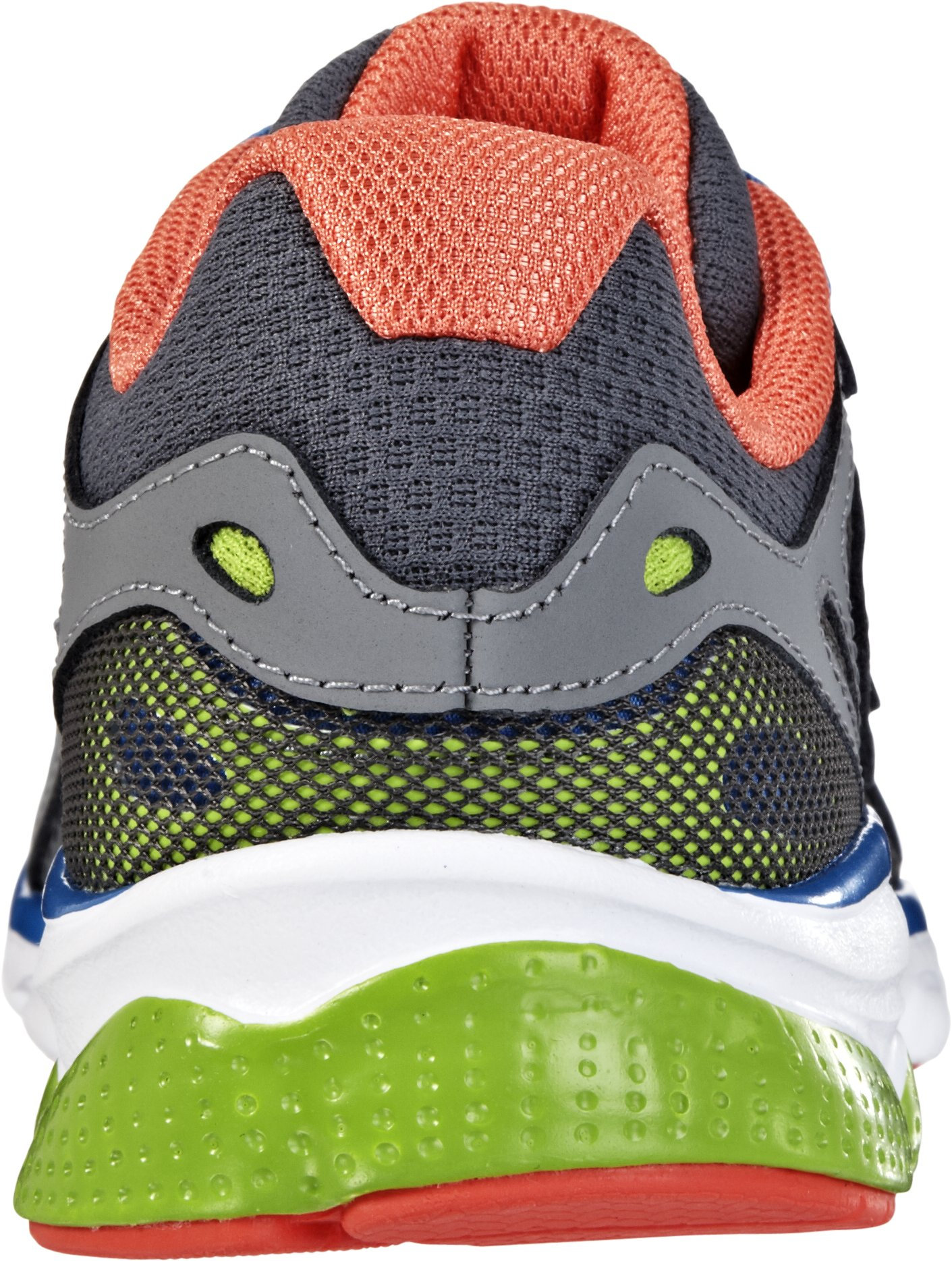 Boys' UA Assert III Grade School Running Shoes, Charcoal