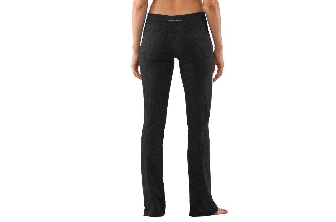 Women's UA StudioLux® Pant, Asphalt Heather