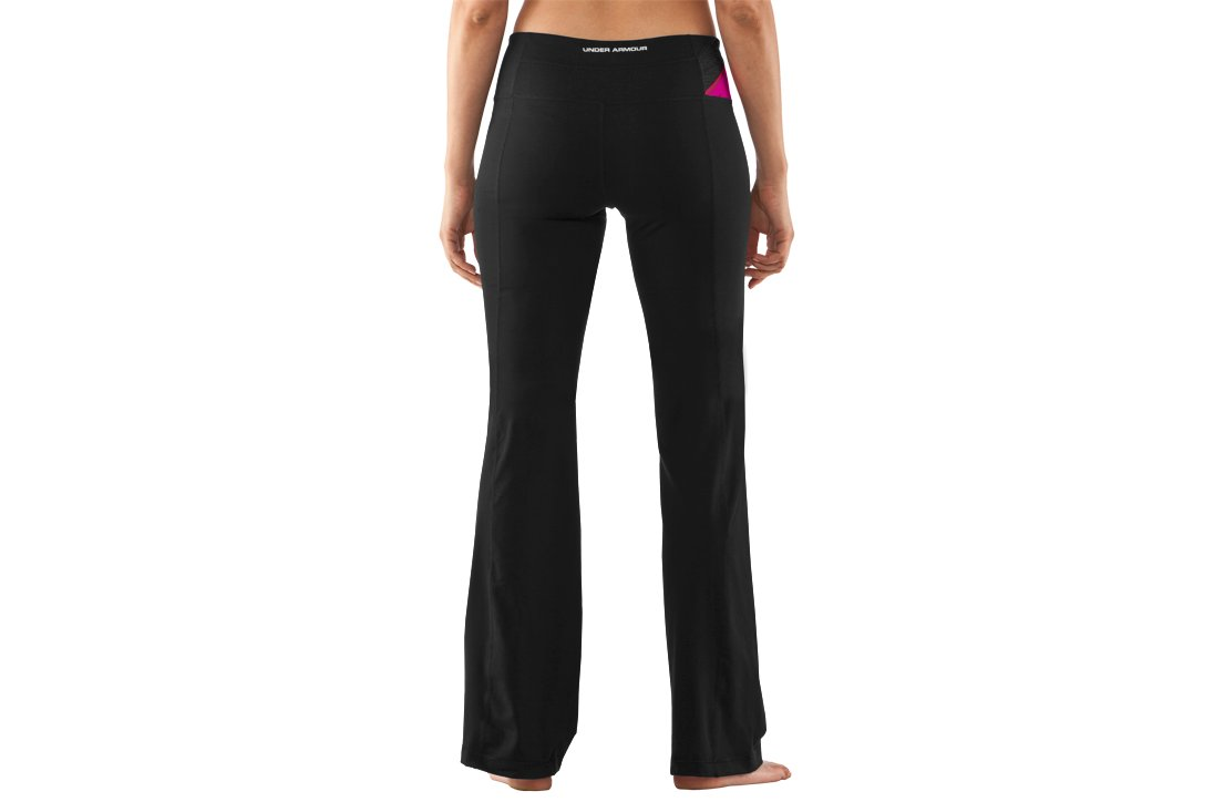 Women's UA Perfect Shape Pant, Black ,
