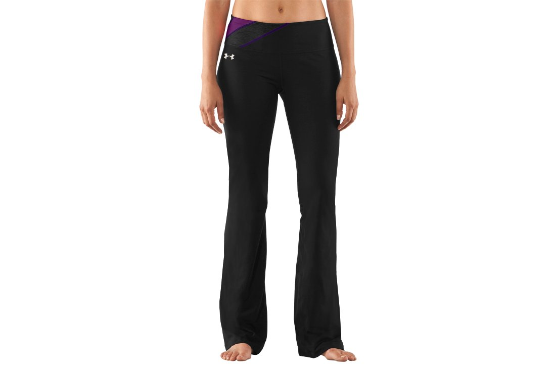 Women's UA Perfect Shape Pant, Black , zoomed image