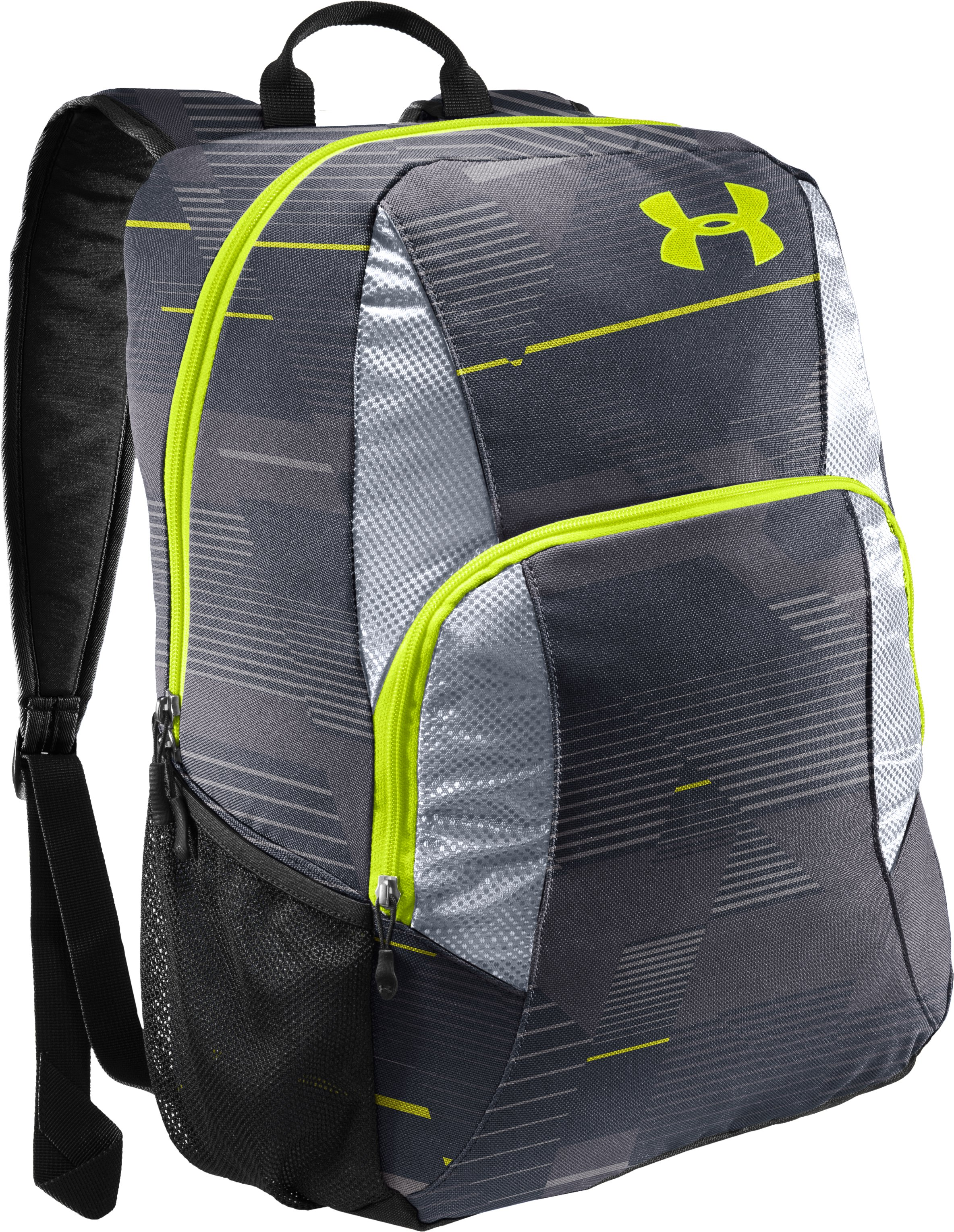 UA Rush Backpack, Charcoal,