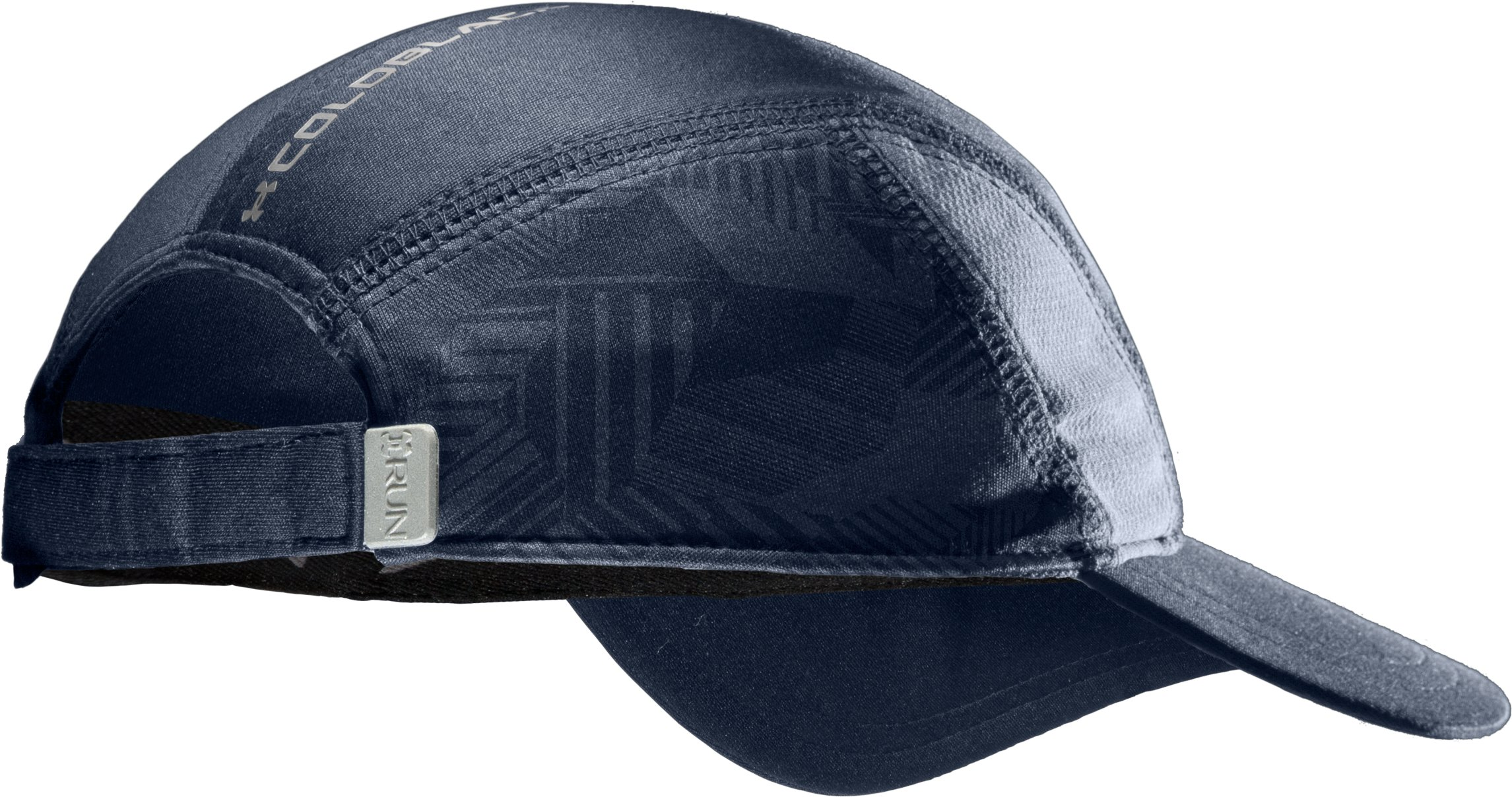 Men's coldblack® Run Cap, Wire