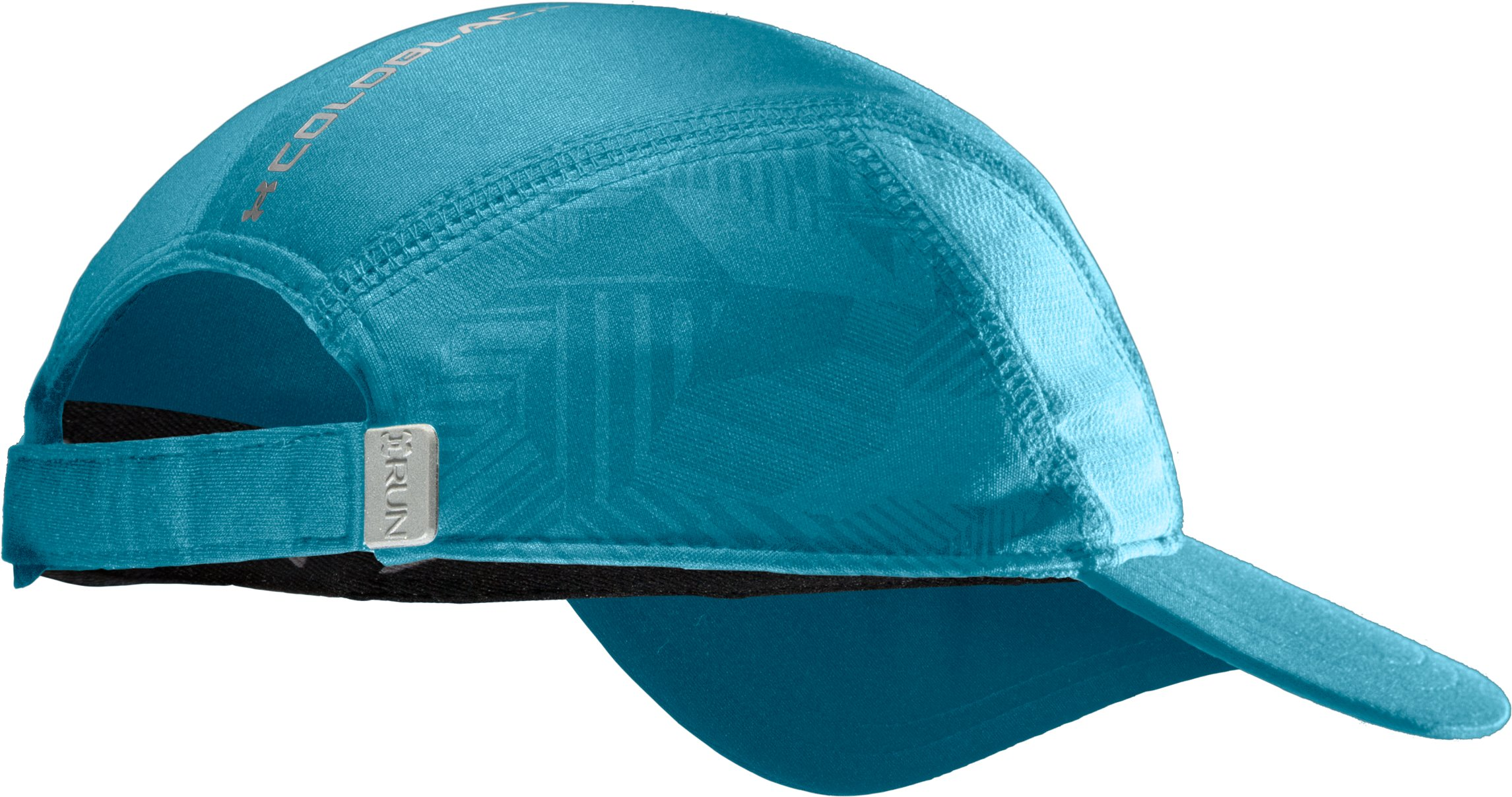Men's coldblack® Run Cap, Capri,