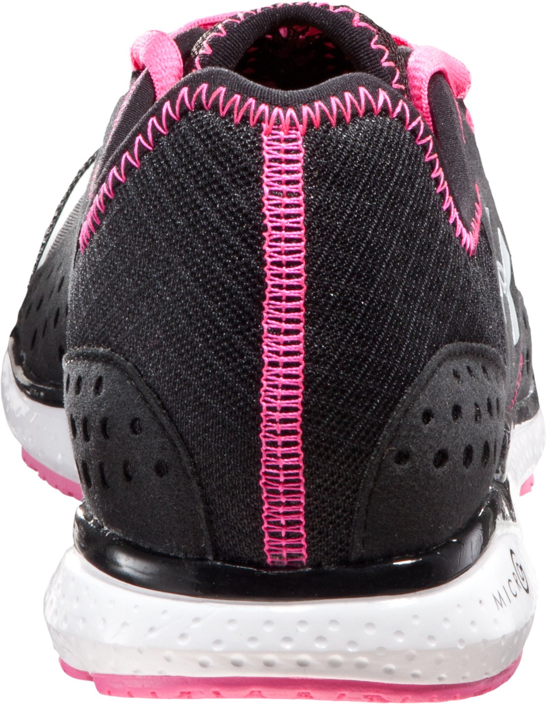 Women's UA Micro G® Mantis Running Shoe, Black