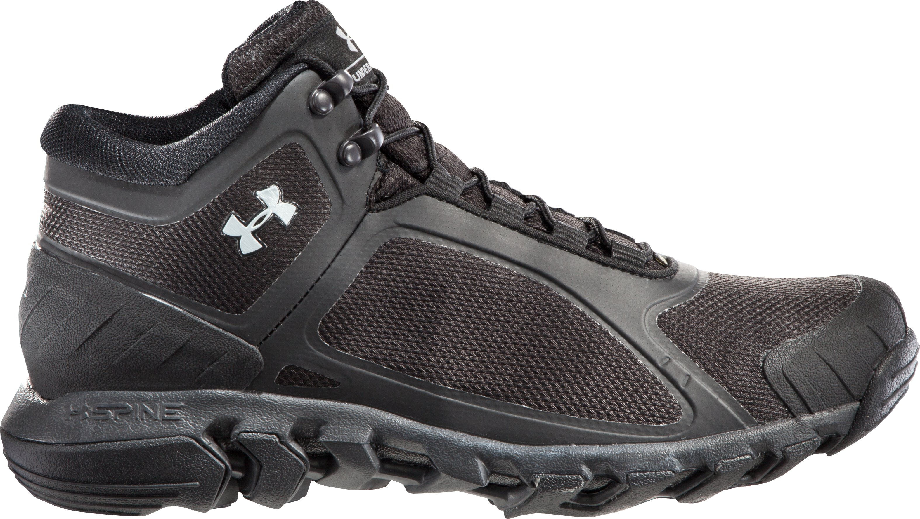 Men's UA TAC Mid GORE-TEX® Tactical Boots, Black , zoomed image