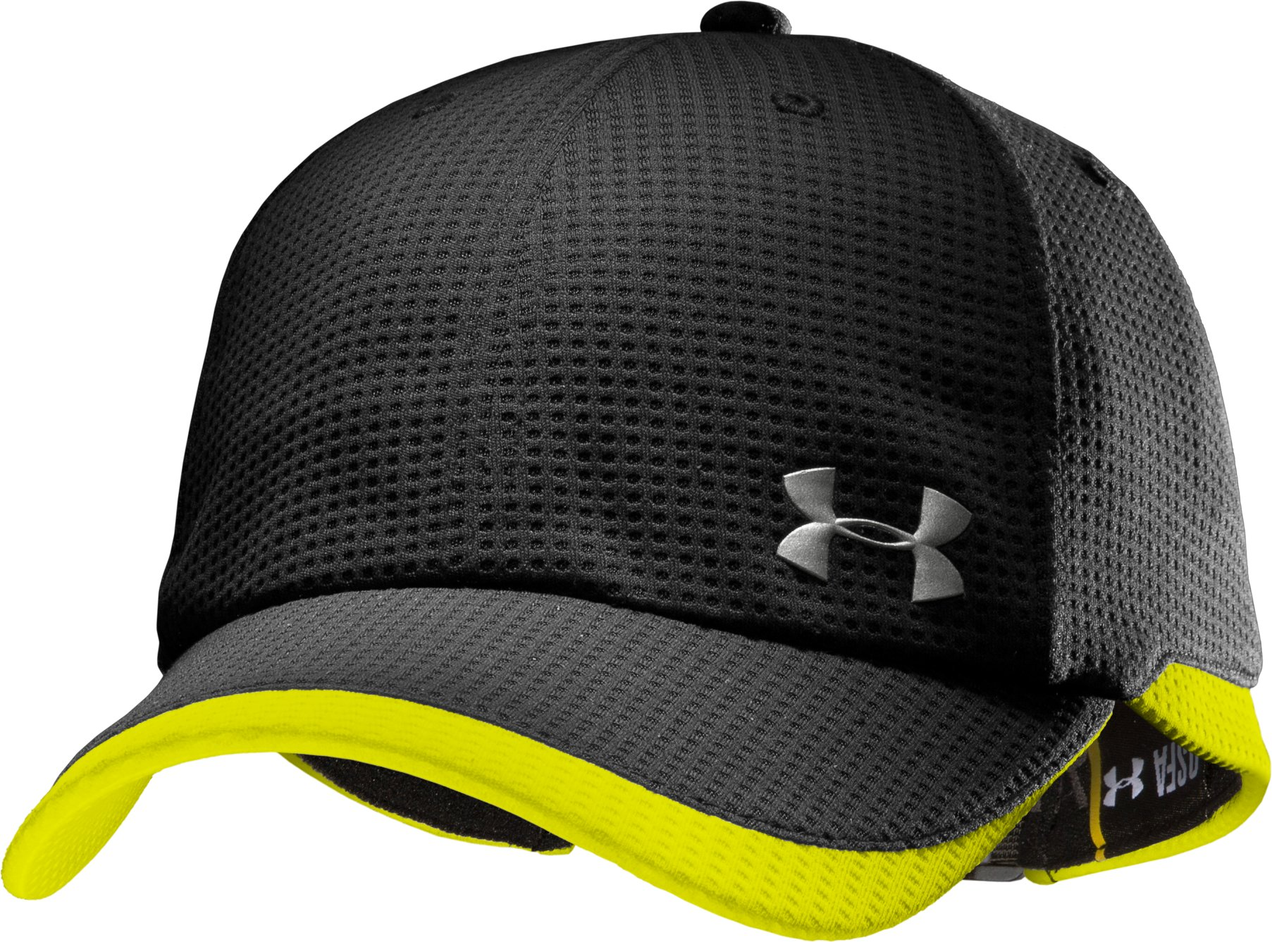 Women's Undeniable Adjustable Cap, Black , zoomed image