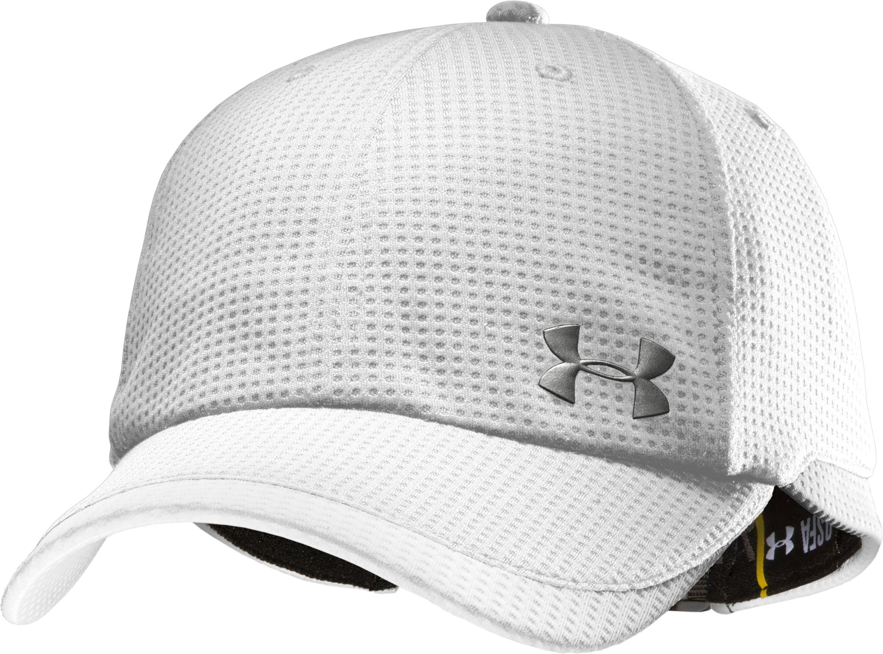 Women's Undeniable Adjustable Cap, White, zoomed image