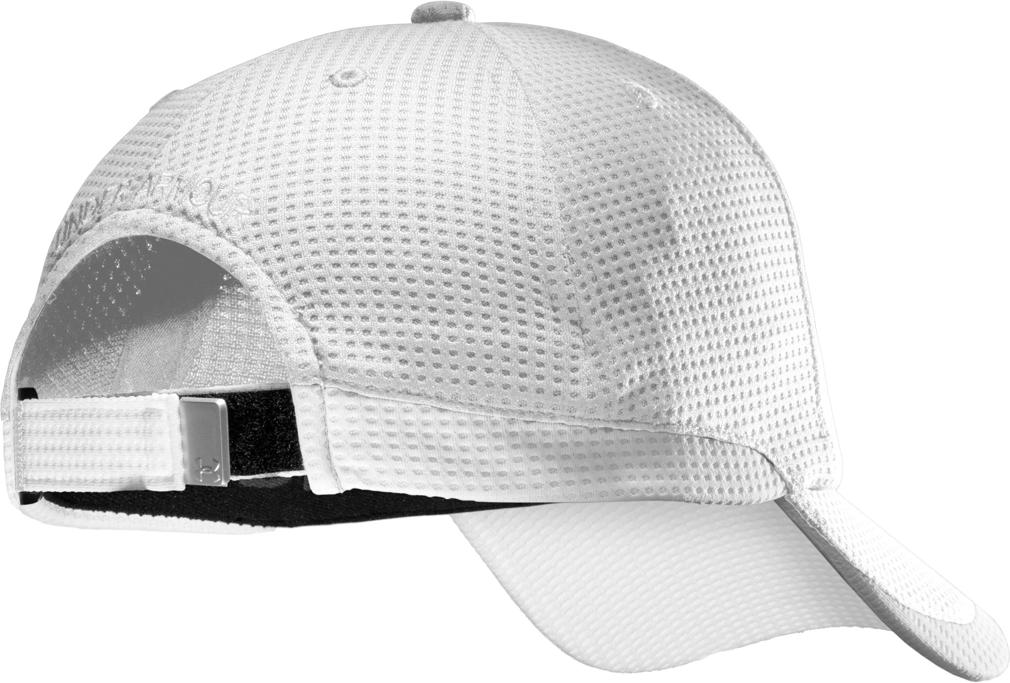Women's Undeniable Adjustable Cap, White