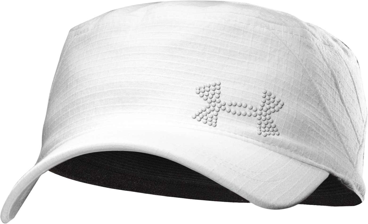 Women's UA Capri Military Cap, White