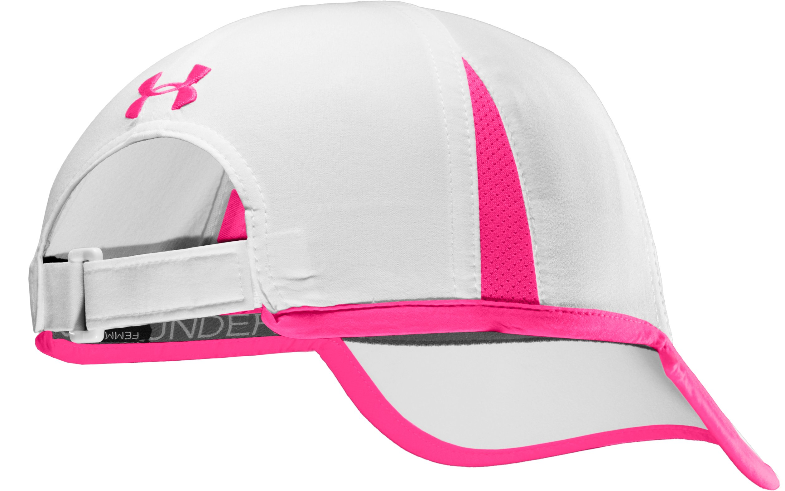 Women's UA PIP® Shadow Hat, White